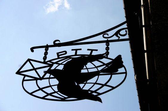 Les PTT, La Poste, les postes dans le monde et l'art. 160415120959602121