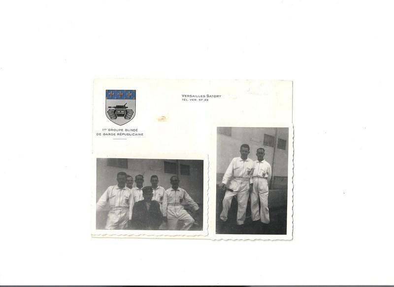 mon enfance ,à la Garde  Républicaine,au 1er GBGR à Satory (78) 160416041850674983