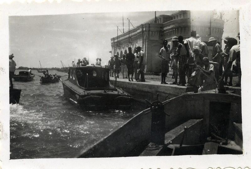 la vie d'un gendarme en poste en Indochine en 1948 16041711395451344