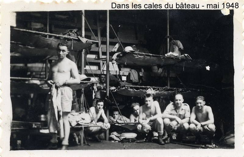 la vie d'un gendarme en poste en Indochine en 1948 160417114004658738