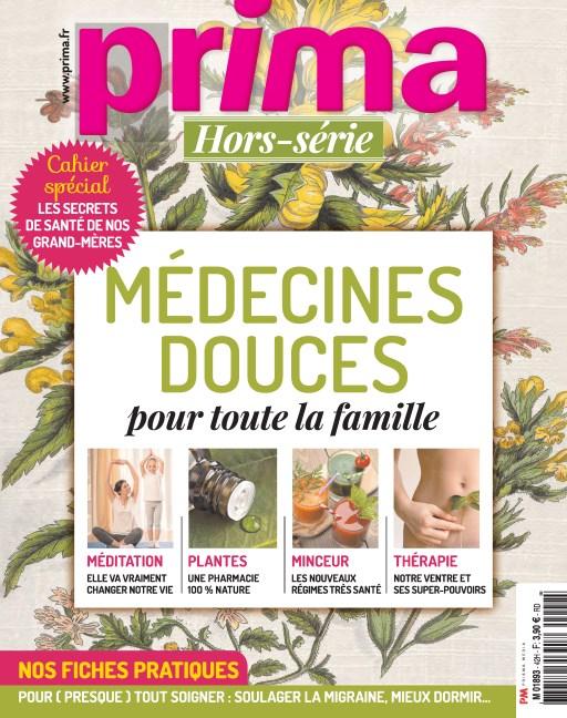 Prima Hors-Série N°39 - Mèdicines douces pour toute la famille