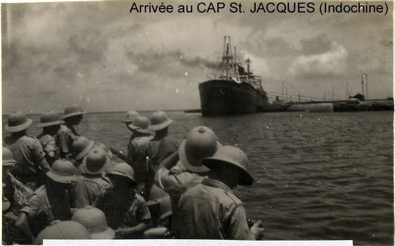 la vie d'un gendarme en poste en Indochine en 1948 160418111311530275