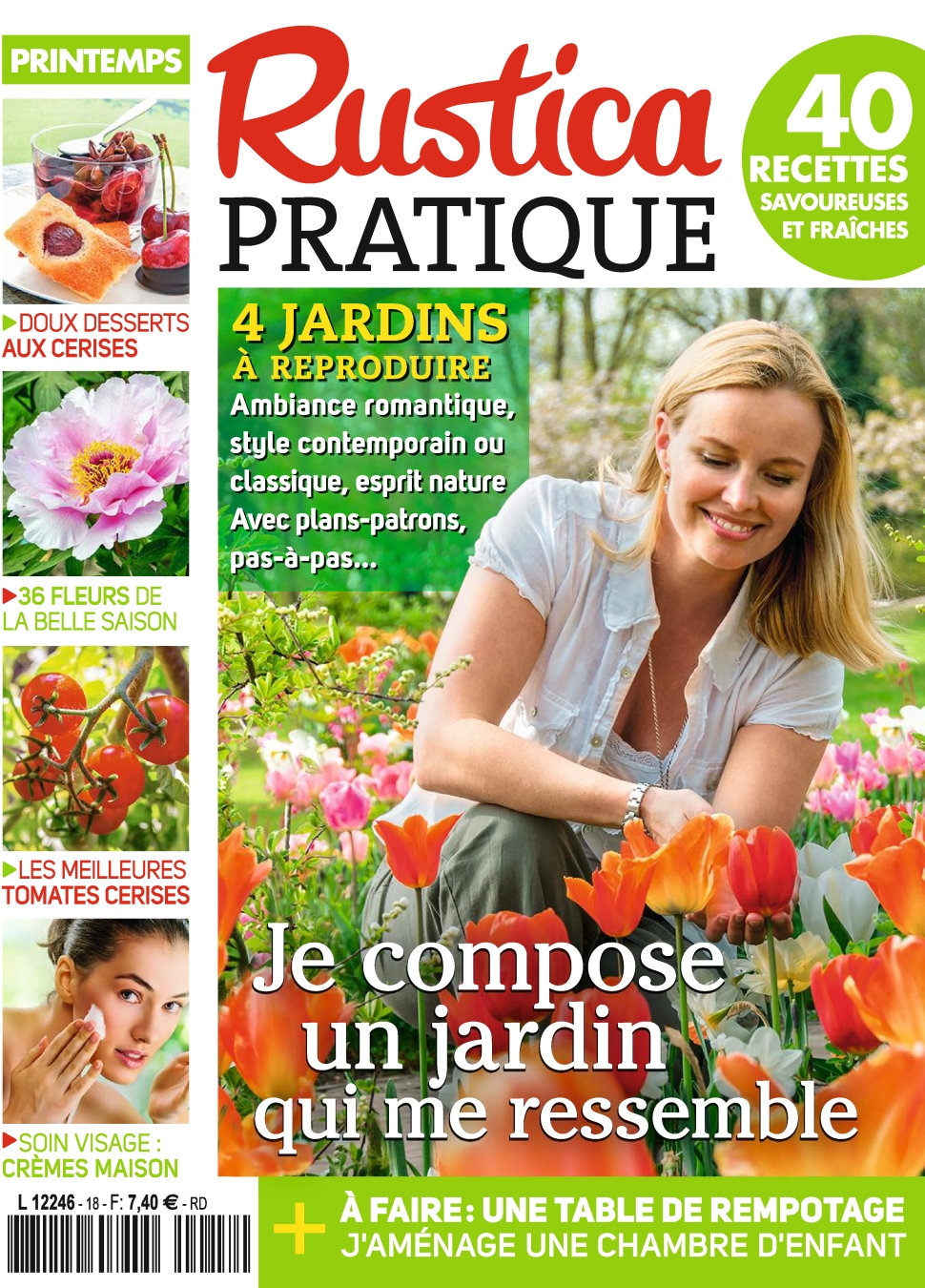 Rustica Pratique N°18 - Printemps 2016