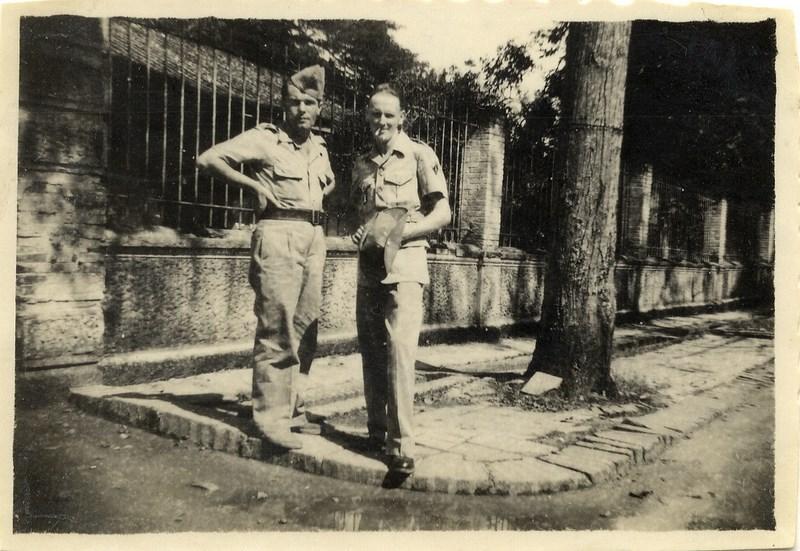 la vie d'un gendarme en poste en Indochine en 1948 16041910314258258