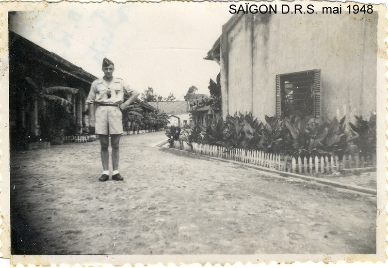 la vie d'un gendarme en poste en Indochine en 1948 160419103144840401