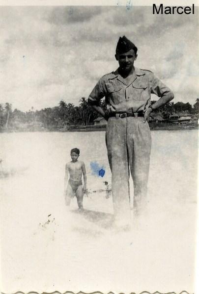 la vie d'un gendarme en poste en Indochine en 1948 160419103145754410