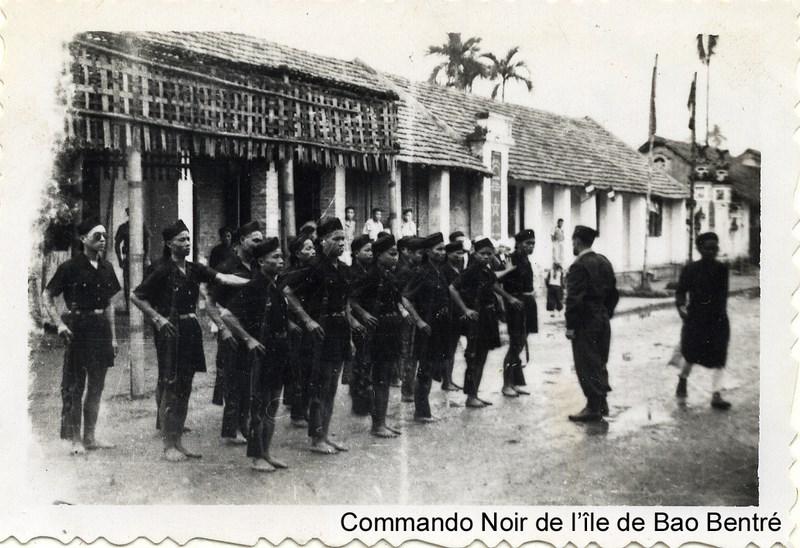 la vie d'un gendarme en poste en Indochine en 1948 16042011334489384