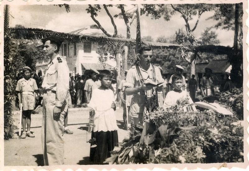 la vie d'un gendarme en poste en Indochine en 1948 160420113354476435