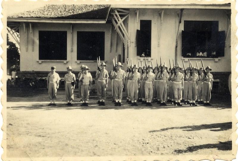 la vie d'un gendarme en poste en Indochine en 1948 160421115107549372