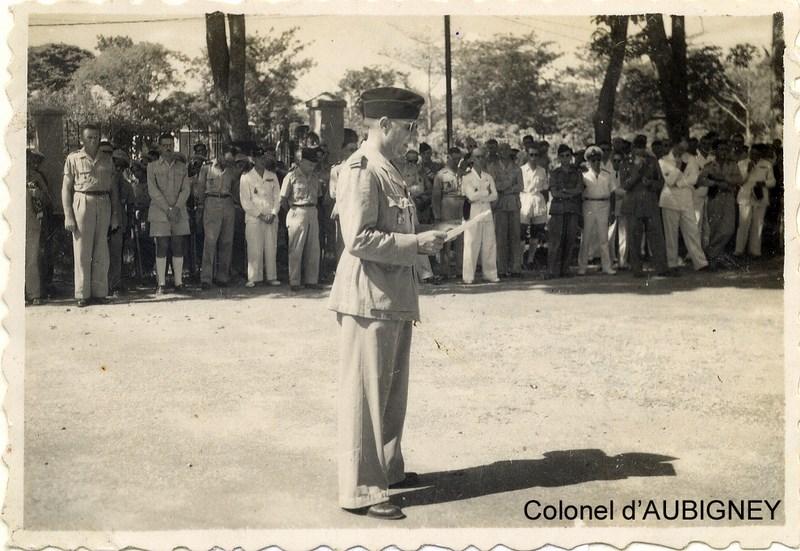 la vie d'un gendarme en poste en Indochine en 1948 16042111510877841