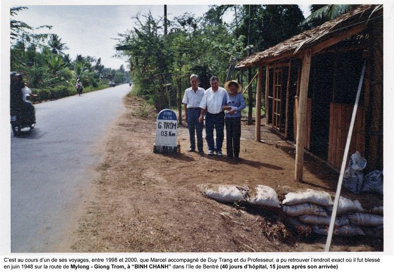la vie d'un gendarme en poste en Indochine en 1948 160421115122428134