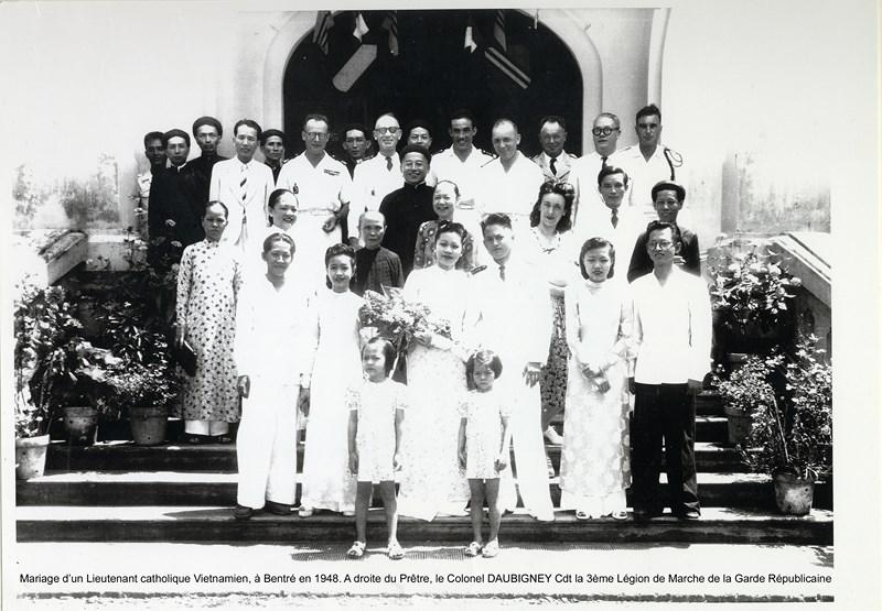 la vie d'un gendarme en poste en Indochine en 1948 160421115127101811