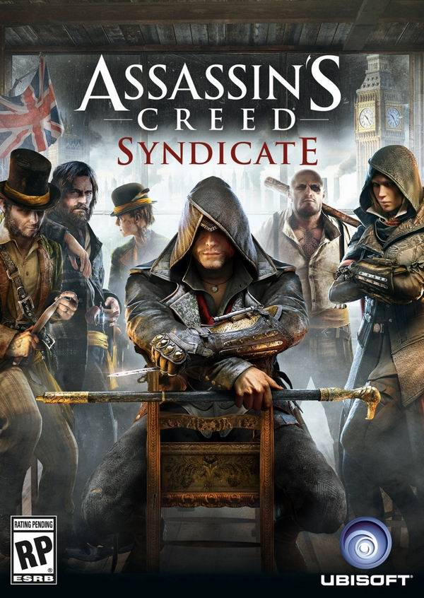 Assassins Creed Syndicate The Dreadful Crimes -SKIDROW - INCLUDE ALL DLC's AND UPDATES