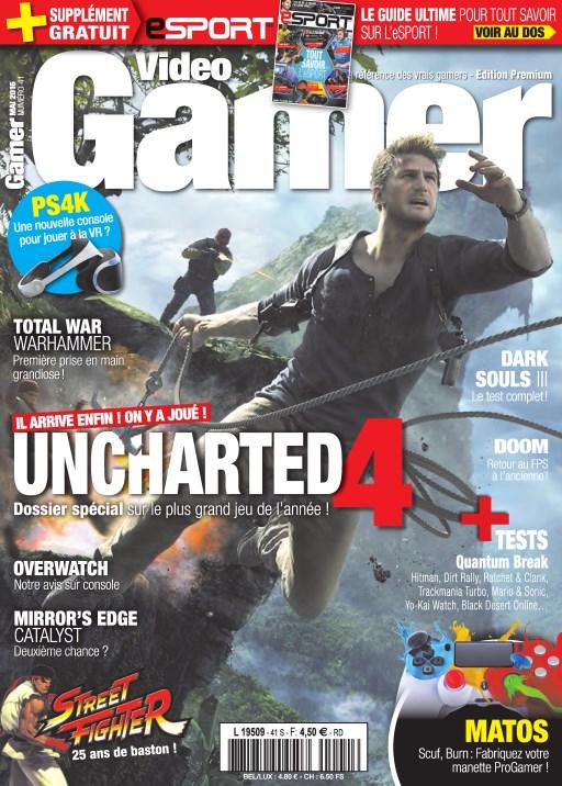 Video Gamer N°41 - Mai 2016
