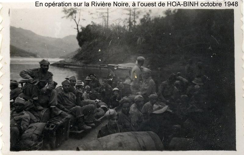 la vie d'un gendarme en poste en Indochine en 1948 160423045333863485
