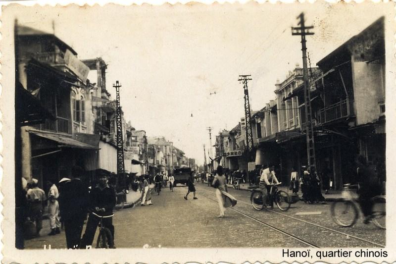la vie d'un gendarme en poste en Indochine en 1948 160423045336811383