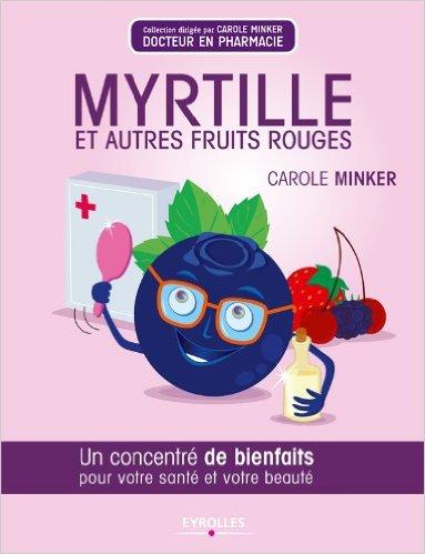 Myrtille et autres fruits rouges