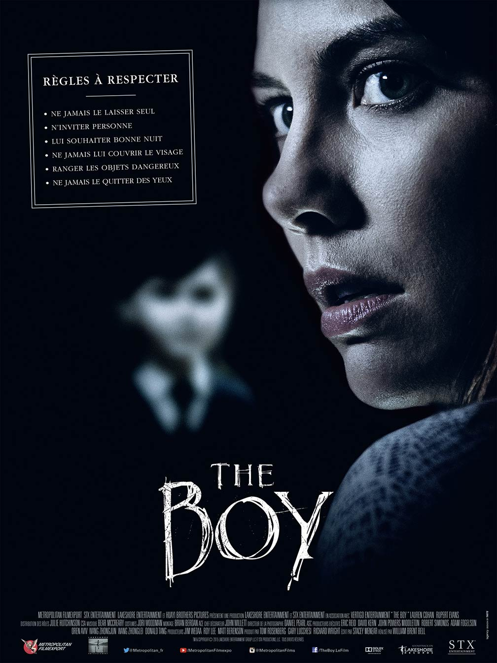 The Boy (2016) poster image