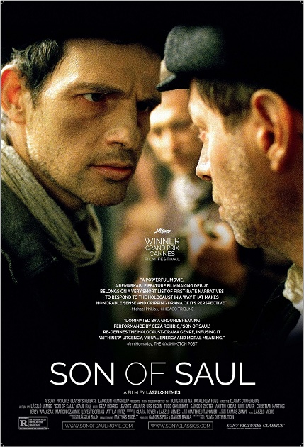 Saul fia(2015) poster image