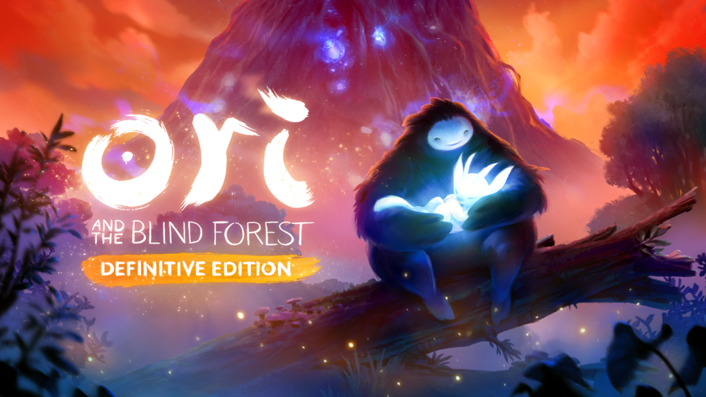 Poster for Ori and the Blind Forest: Definitive Edition