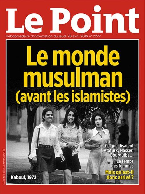 Le Point N°2277 - 28 Avril au 4 Mai 2016