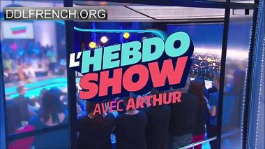 L'hebdo show avec Arthur 2016 HDTV 720p