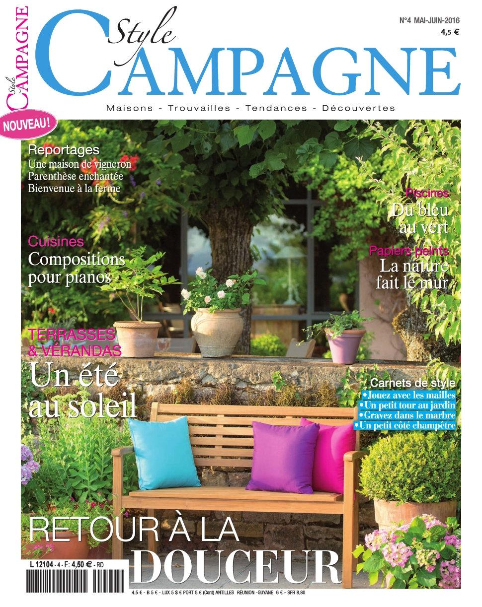 Style Campagne N°4 - Mai/Juin 2016