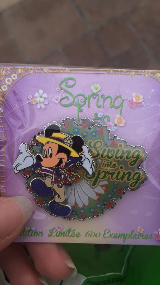 Le Pin Trading à Disneyland Paris - Page 6 160430045253685379