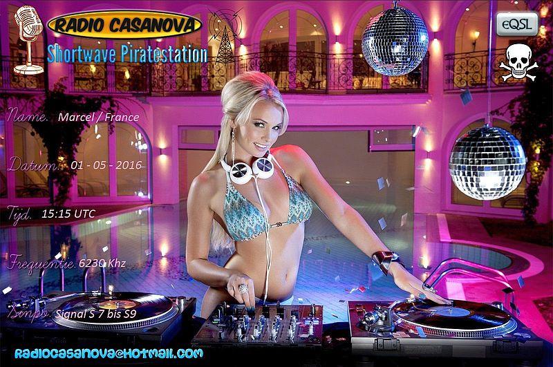 eQSL de radio Casanova 160501090009839622
