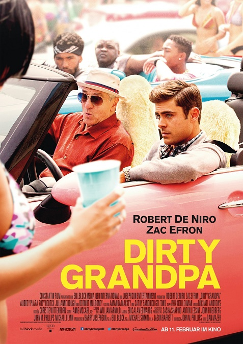 Dirty Grandpa (2016) poster image