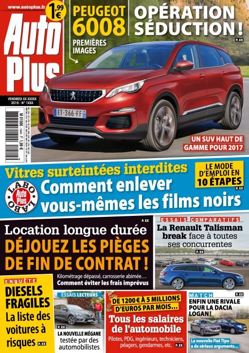 Auto Plus N°1444 du 6 au 12 Mai 2016