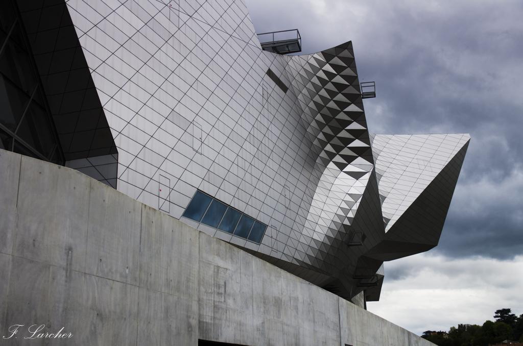 Musée des Confluences à Lyon 160506101217876992