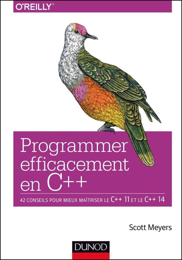 télécharger Programmer efficacement en C++ : 42 conseils pour mieux maîtriser le C++ 11 et le C++ 14
