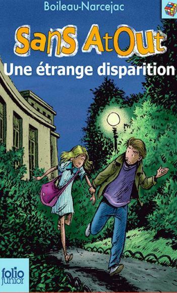 Boileau Narcejac - Une étrange disparition