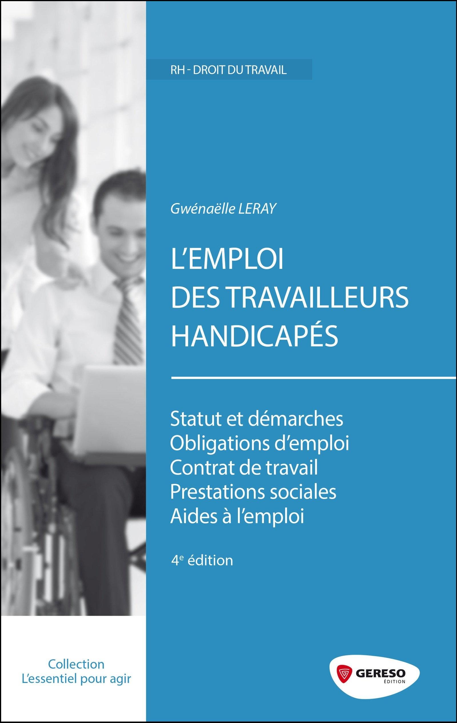 L'emploi des travailleurs handicapés