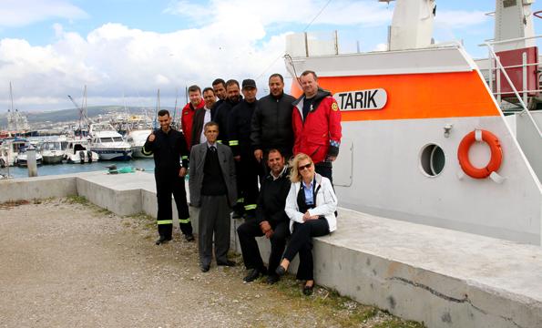 Sauvetage maritime au Maroc / service de recherche et de sauvetage  - Page 2 160512065115651291
