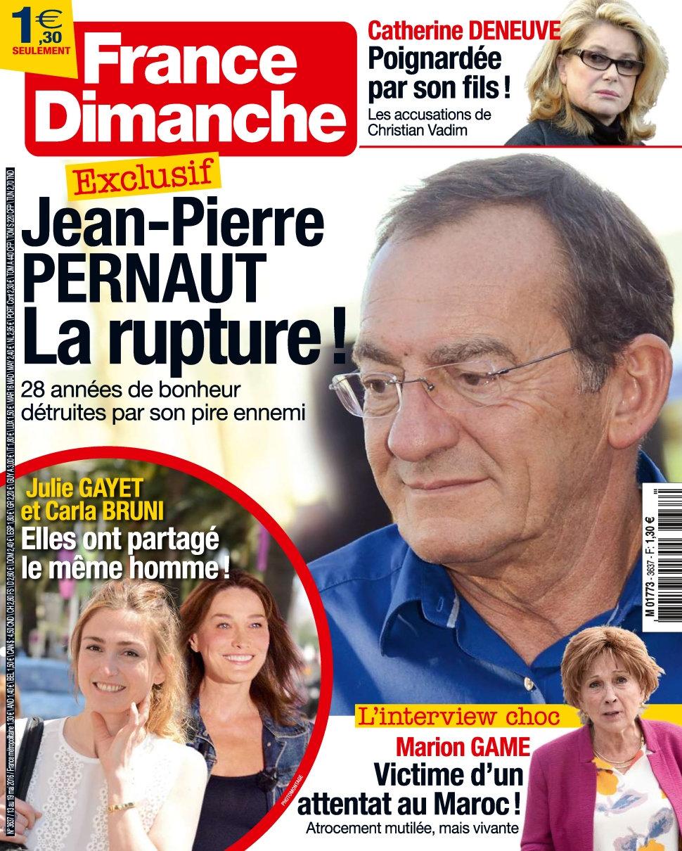 France Dimanche N°3637 - 13 au 19 Mai 2016
