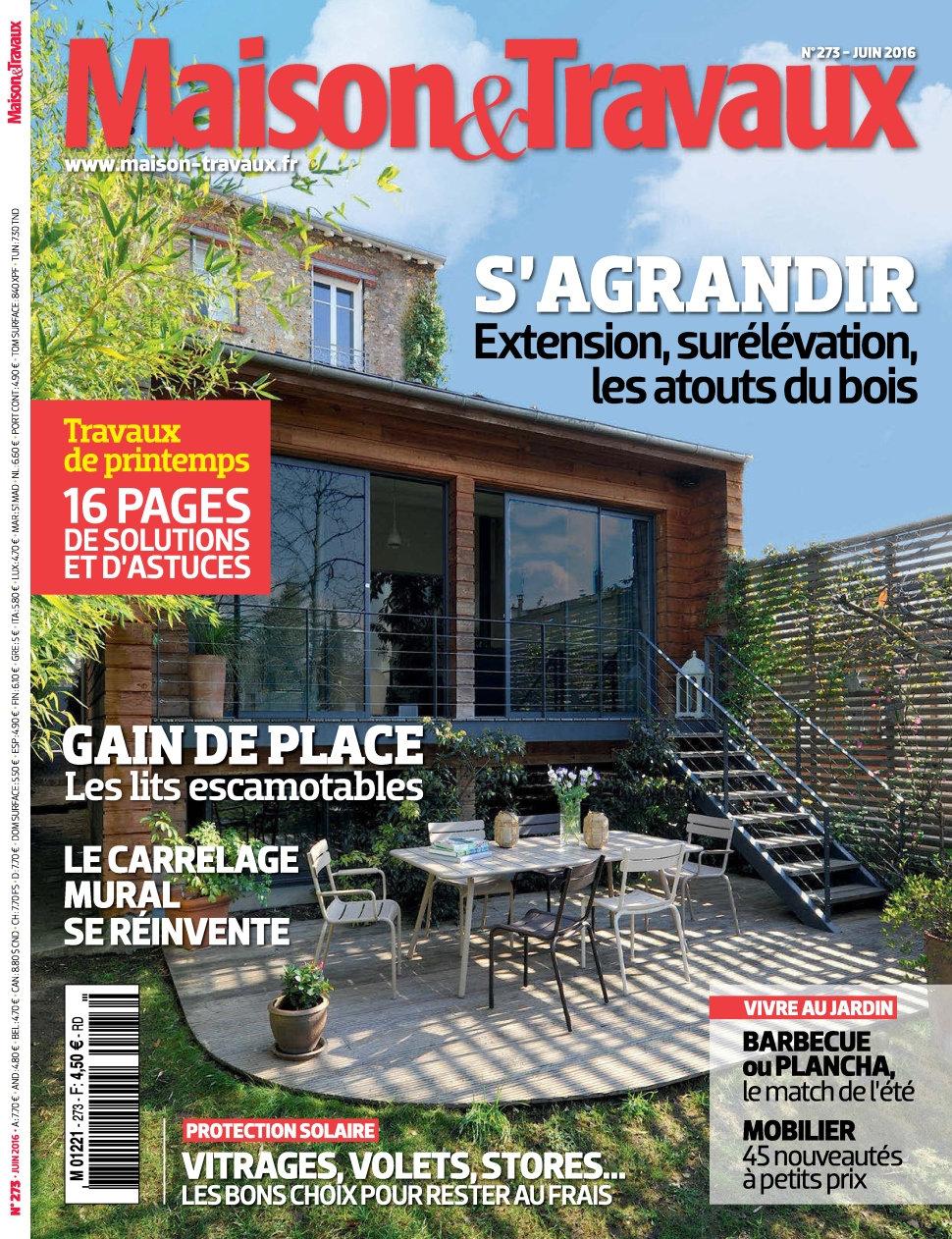 Maison & Travaux N°273 - Juin 2016