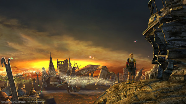 Final Fantasy X / X-2 HD Remaster image 1