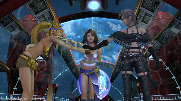 Final Fantasy X / X-2 HD Remaster image 2