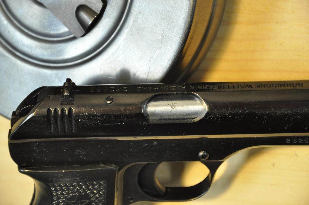 Pistolet CZ 27 160514102615403724