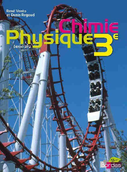 télécharger Physique Chimie 3° Ed