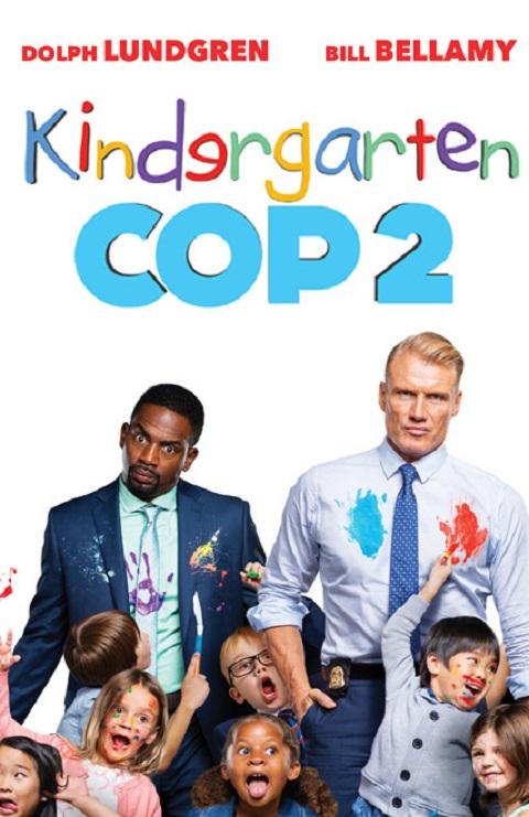 Kindergarten Cop 2 2016 streaming VF