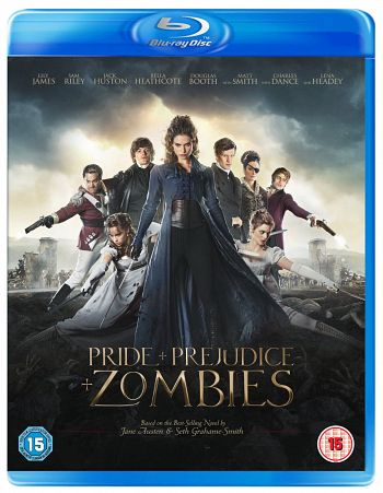 Pride and Prejudice and Zombies (2016) poster image