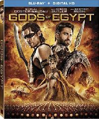Gods of Egypt (2016) poster image