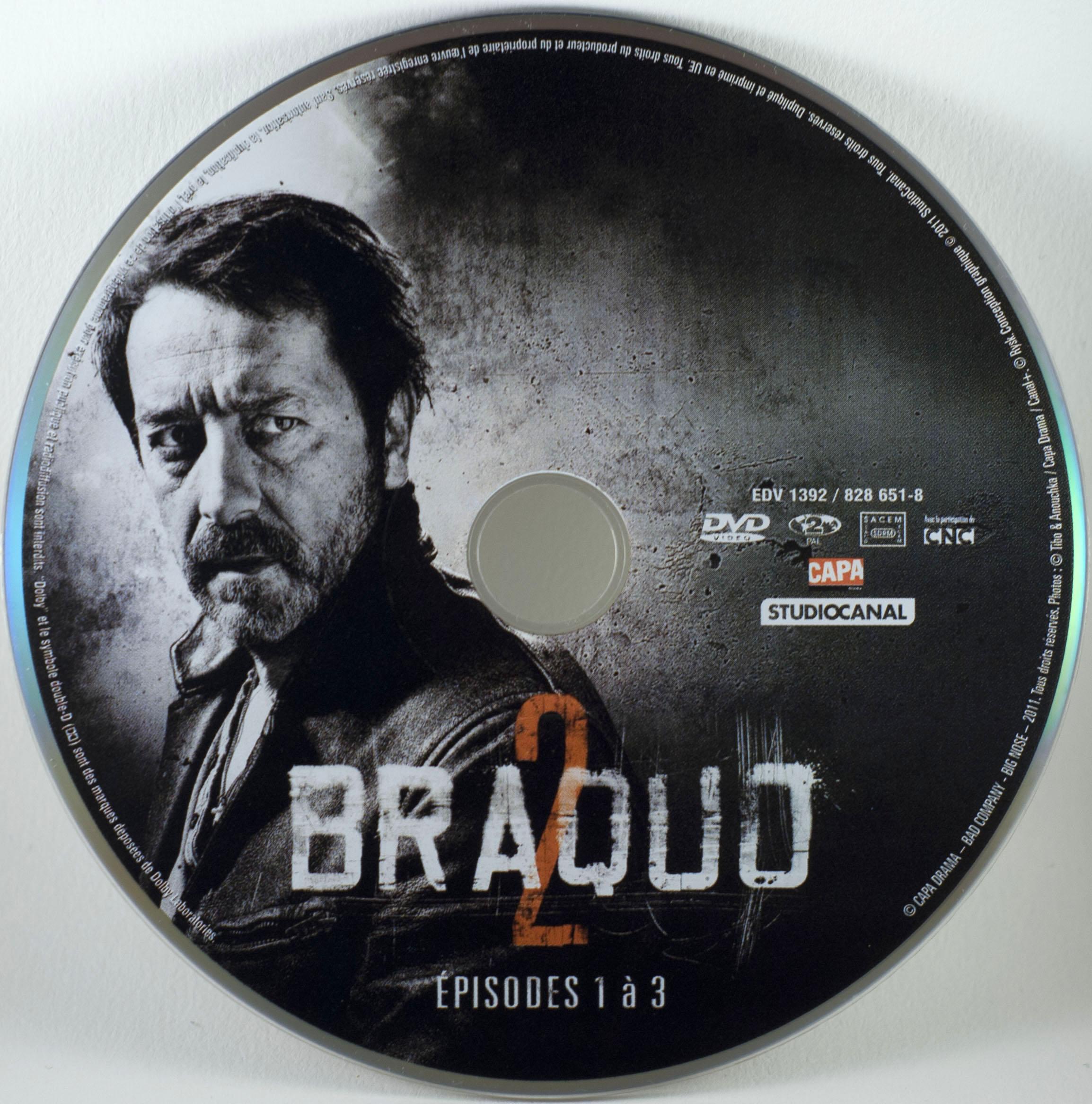 Braquo saison2 dvd1