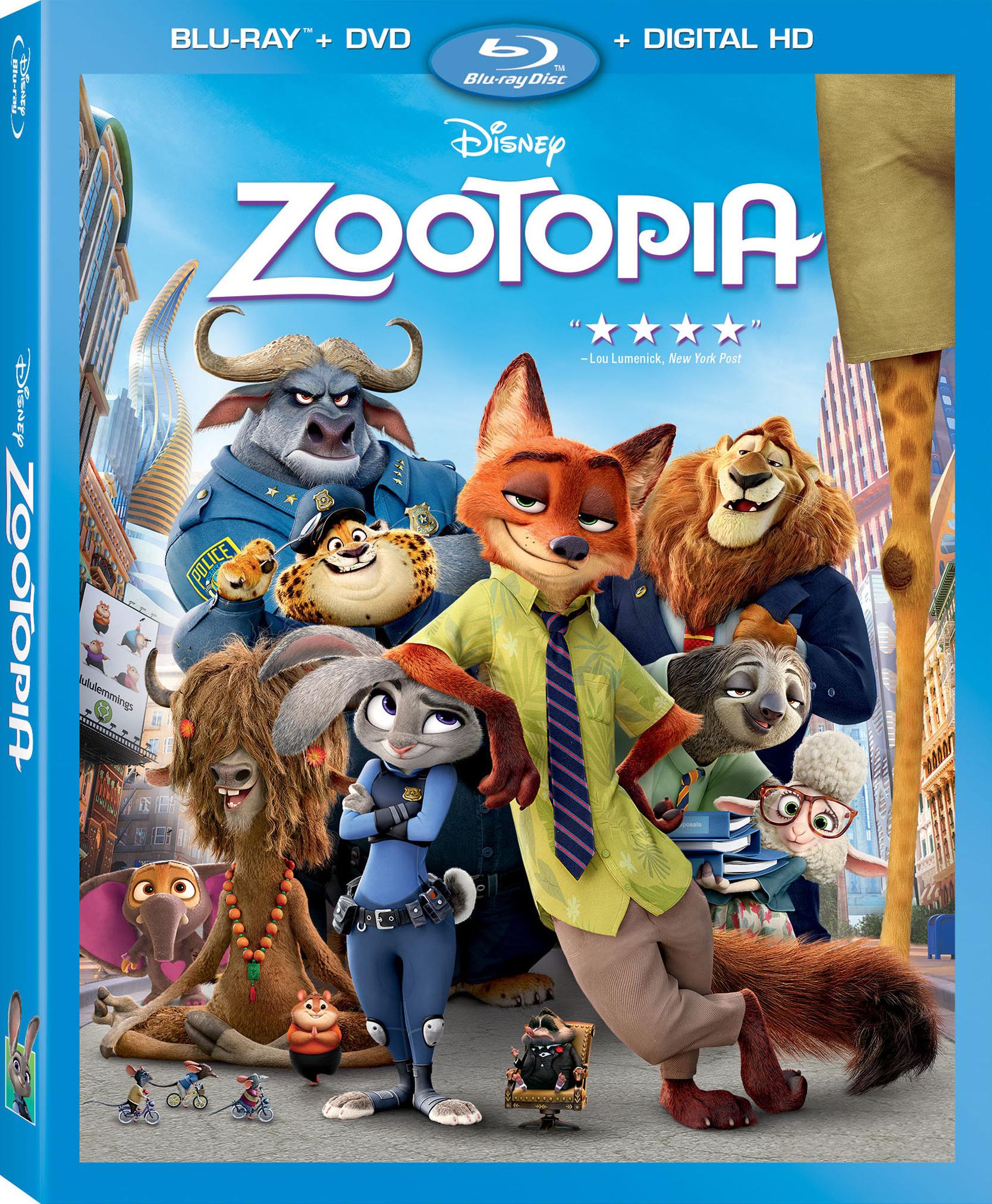 Zootopia (2016) poster image