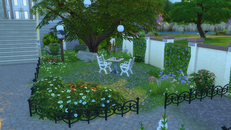 [Clos] Le Jardin des Reines 160519115650655510