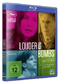 Louder Than Bombs (2015) poster image