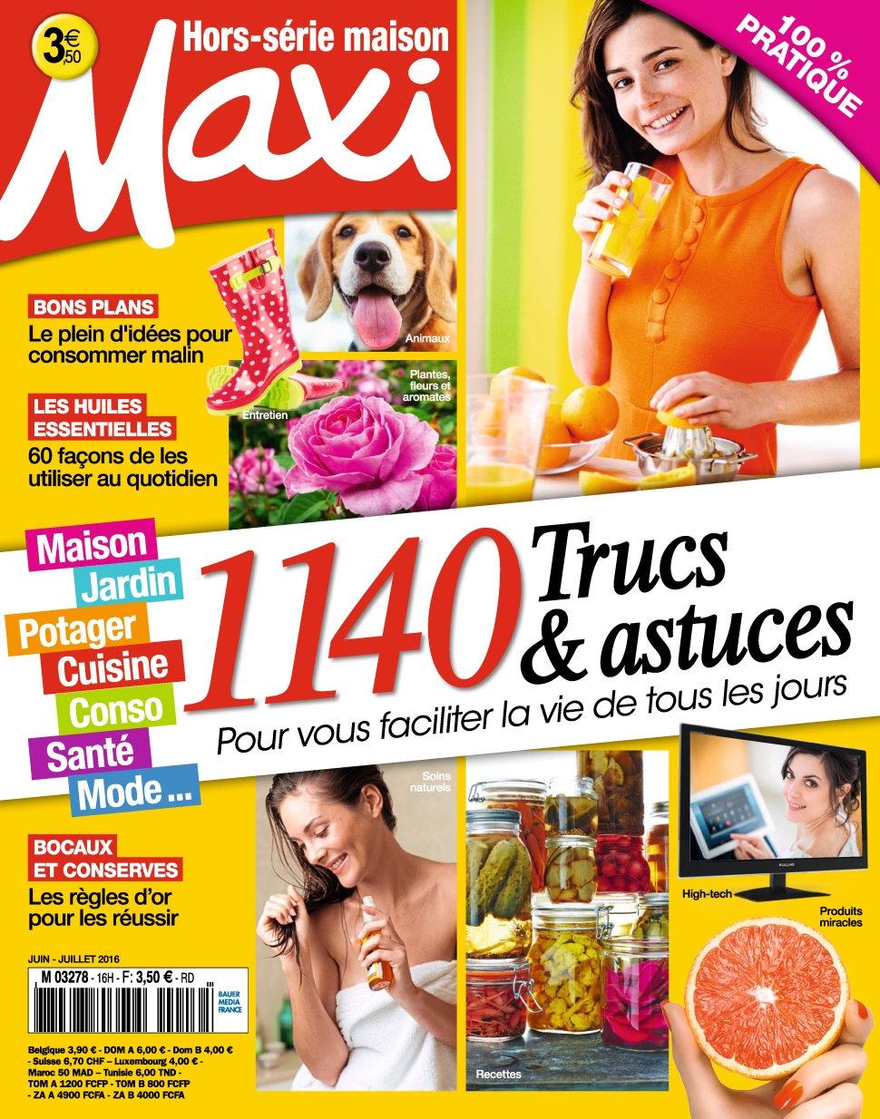 Maxi Hors Série N°15 - Juin/Juillet 2016